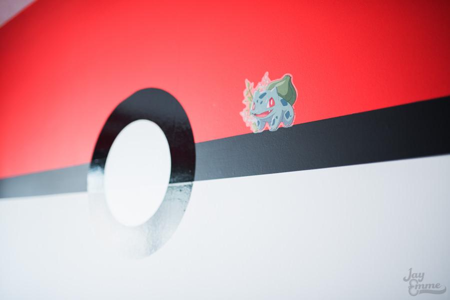 Pokemon Bedroom Ideas, Jay Emme Photography