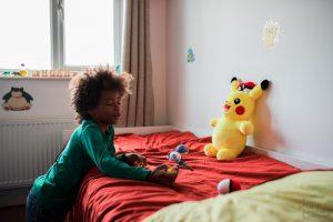 Pokemon Bedroom, Jay Emme Photography